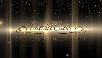 david cats magician logo